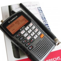 Albrecht  AE 125 H Scanner portatile 25-88 MHz,Airband 108-960 MHz