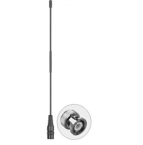 Albrecht CB FLEX Antenna  27 mhz per portatile attacco BNC