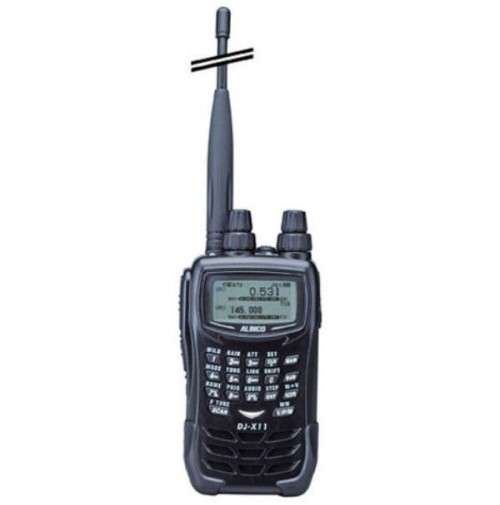 ALINCO DJ-X11E RICEVITORE SCANNER ALL MODE (AM/FM/SSB) 0.05-1300 MHZ