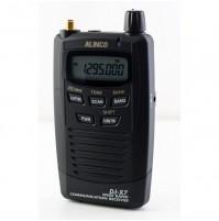 ALINCO DJ-X7E-RICEVITORE SCANNER PORTATILE AM/FM 0-1300 MHz