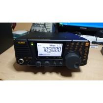 ALINCO DX SR9E - Ricetrasmettitore HF SDR - PERFETTO STATO - ESPANSO DI BANDA
