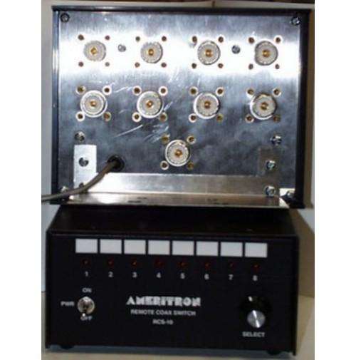 AMERITRON RCS-10X-COMMUTATORE D'ANTENNA DA REMOTO A 8 VIE 1200 WATT