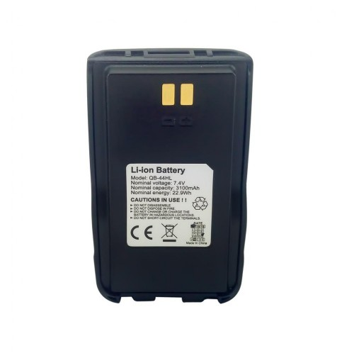 ANYTONE  QL-44B BATTERIA  DA 2100 MAH PER ANYTONE D868UV