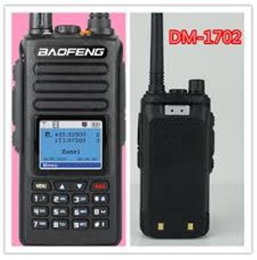 BAOFENG DM-1702 - RICETRASMETTITORE BIBANDA DMR / ANALOGICO VHF UHF