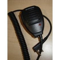 BAOFENG MICROFONO CON LED TX -  PER WOUXUN / ANYTONE 868 / 878 KENWOOD  BAOFENG