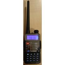 BAOFENG TX-8W - RTX 8 WATT 144-430 MHz  GARANZIA E MANUALE IT