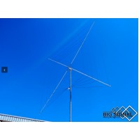 BIG SIGNAL 1BS-5B ANTENNA HF Bi-Directional 5 Bands Quad 5 bands 10 / 12 / 15 / 17 / 20 m