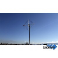 BIG SIGNAL BIQUAD 270-ANTENNA OMNIDIREZIONALE 144/432 MHz CUBICAL QUAD