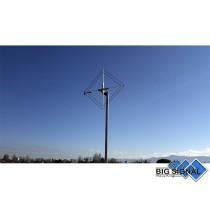 BIG SIGNAL ANTENNA BiQuad-270 VHF UHF