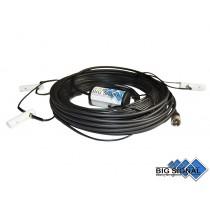 BIG SIGNAL DL-11-ANTENNA DIPOLO DELTA LOOP CB 27 MHz