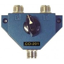 COMTRAK CO-201 - COMMUTATORE DI ANTENNA 2 VIE PL (SO239)