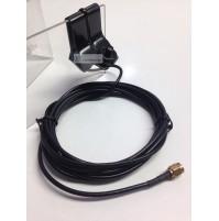 MB-WCMS - Supporto antenna per finestrino  connettore SMA