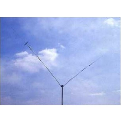 CREATE ANTENNA 730V-1A-DIPOLO RIGIDO  7/14/21/28/50 MHz L'UNICA E ORIGINALE CORNUTA