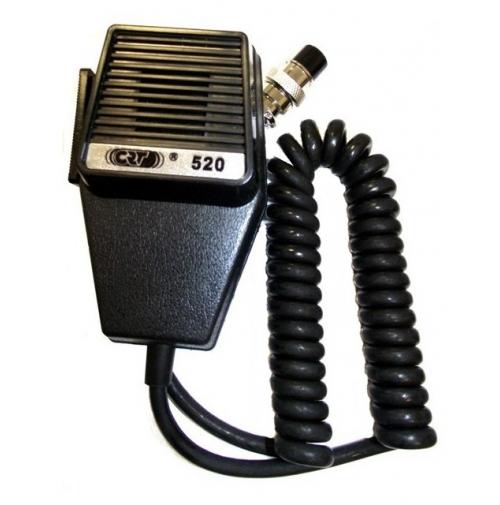 CRT 520 P4 - MICROFONO DINAMICO 4 PIN YAESU OLD RADIO