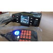CRT-MICRON - RTX VEICOLARE VHF UHF USATO SOLO 3 VOLTE - GIA AMPLIATO