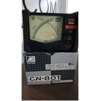 DAIWA CN-801V  WATTMETRO V/UHF 140-525 MHZ 200W AGHI INCROCIATI - PERFETTO STATO