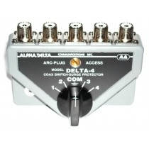 Alpha Delta DELTA-4B Commutatore  a 4 vie (1500 Watt CW) CONN.PL (SO239)