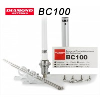 DIAMOND BC-100 - ANTENNA TARABILE  136-174 MHZ 1.7M
