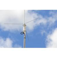 DIAMOND BC-205-ANTENNA VERTICALE 430-490 MHz 290 cm ALTO GUADAGNO-DA TARARE