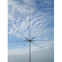 DIAMOND CP-6S  ANTENNA VERTICALE HF 6-->80MT NEW MODEL