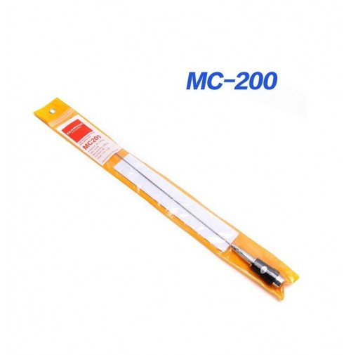 DIAMOND MC-200 ANTENNA VEICOLARE TARABILE 340-520 MHz 3,4 dB 250Watt