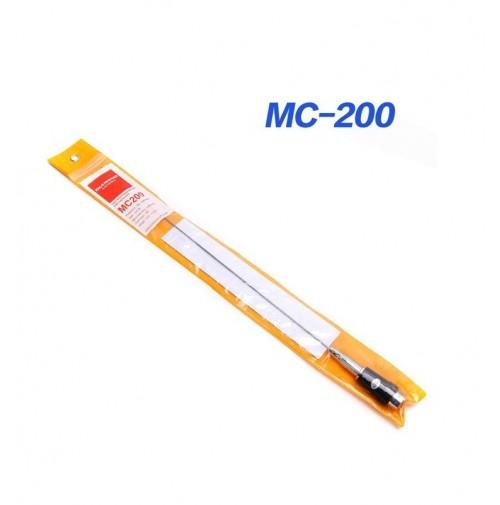 DIAMOND MC-200-ANTENNA USO MOBILE 340-520 MHz 3,4 DBi 250 WATT-DA TARARE