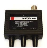 DIAMOND MX-3000N-TRIPLEXER 1.6-160/350-500/850-1300 MHz CONNESSIONI PL259/NM/NM