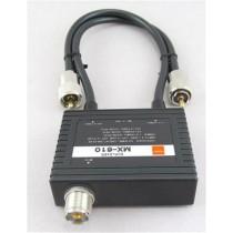 DIAMOND MX-610-DUPLEXER 1.3-30/49-470 MHz CONNESSIONI PL259/PL259