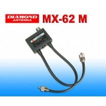 DIAMOND MX-62M - Duplexer 1.6-56 / 76-470 MHz