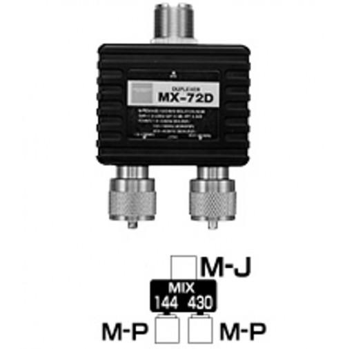 DIAMOND MX-72D Duplexer da 1,6 A 460 MHz SENZA CAVI