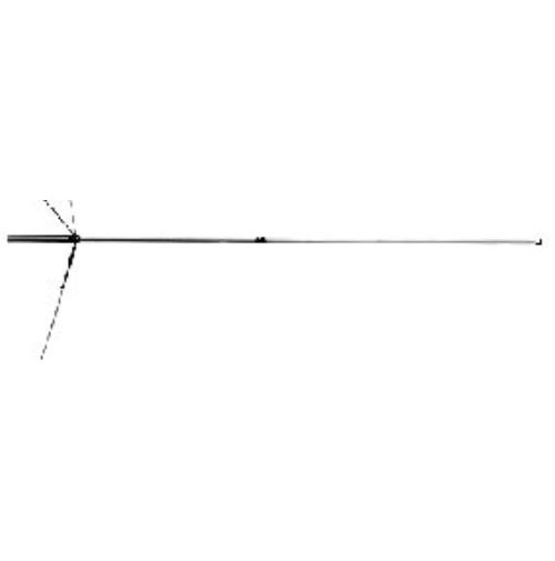 DIAMOND V2000 ANTENNA 50/144/430MHz 2.15/6.2/8.4dB 1.8m