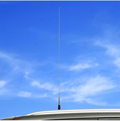 D-ORIGINAL MV-80-PL ANTENNA VEICOLARE VHF 66 ~ 88 MHZ