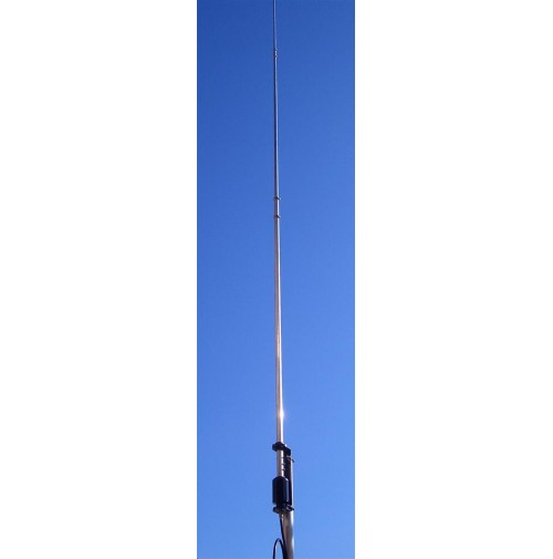 D-ORIGINAL OUT-250-B - ANTENNA VERTICALE HF 3,5-57 MHZ, ALTEZZA: 7,13 M.