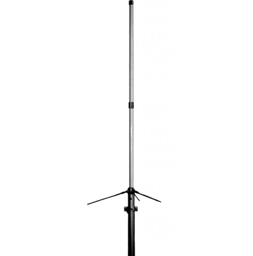 D-ORIGINAL X-300-NW  Dual band base antenna 144/430 MHz, 3,1 m.350W, CONN.N