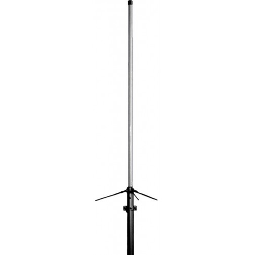 D-ORIGINAL X-50-NW Dual band base antenna 144/430 MHz, 1,7 m. 350W, CONN.N