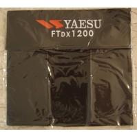 COVER PER YAESU FTDX-1200 PROTEZIONE IN ECOPELLE E FELTRO INTERNO