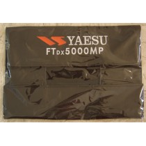 COVER PER YAESU FT-5000MP PROTEZIONE IN ECOPELLE E FELTRO INTERNO
