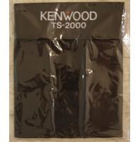 COVER PER KENWOOD TS-2000 PROTEZIONE IN ECOPELLE E FELTRO INTERNO