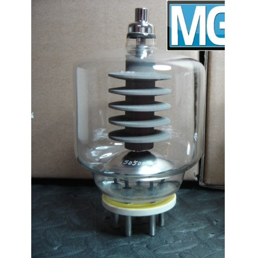 3-500ZG  Electron Tube -  valvola equivalente 3-500ZG SELEZIONATA