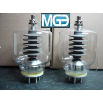 3-500C MP Electron Tube - coppia valvole equivalenti 3-500ZG SELEZIONATE MATCHED
