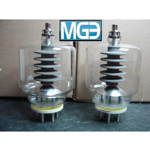 3-500ZG MP Electron Tube - coppia valvole equivalenti 3-500ZG SELEZIONATE MATCHED