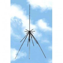 FALKOS D-130 ANTENNA DISCONE per ricezione 25-1300 MHz - 50/144/430/1200 MHZ TX