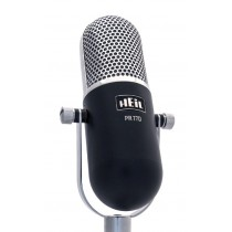 HEIL SOUND PR-77D BLACK retro RECORDING STUDIO quality dynamic microphone