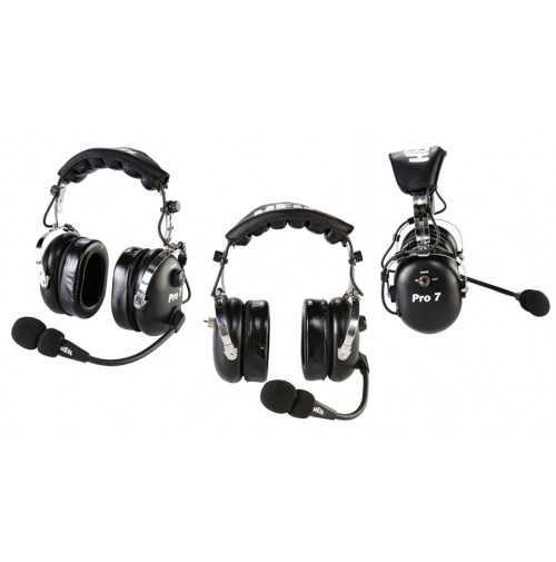 HEIL SOUND PROSET 7 BLACK - CUFFIA MICROFONO PROFESSIONALE COLORE BLACK