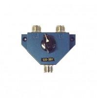 HOXIN CO-201 COMMUTATORE DI ANTENNA 2 VIE 0~600 MHz 1KW