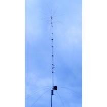 HY-GAIN  AV-680 ANTENNA VERTICALE 9 BANDE  6/10/12/15/17/20/30/40/80M