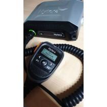 MD655 Hytera – Radio ricetrasmittente veicolare DMR con comandi sul microfono