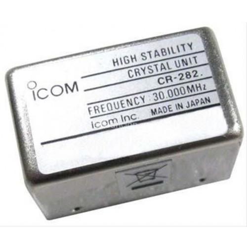 ICOM CR-282 cristallo unità per circuito integrato -706 MKIIG IC-765 IC-R75 IC-736 IC-738 IC-737 NUOVO