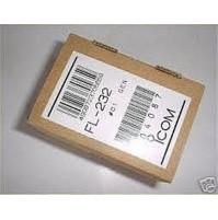 ICOM FL-232 Filtro stretto CW / RTTY 350 Hz (-6 dB)  9.0106 MHz - IC-706 NUOVO