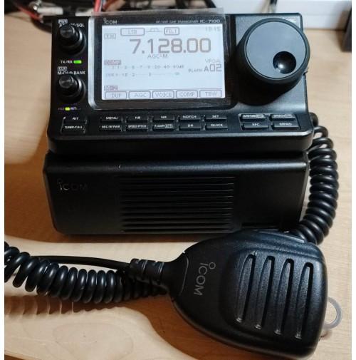 ICOM IC-7100 QUADRIBANDA HF-50/70/144/430MHZ D-STAR COME NUOVO